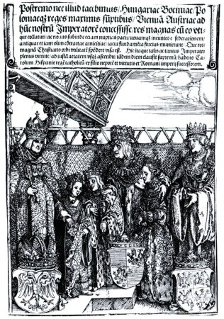 Coronation sejm in Cracow, 1507. The war resolution.