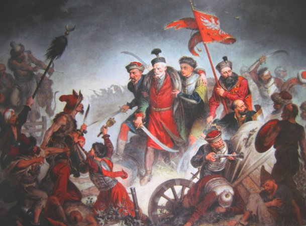 After the Battle of Cecora. Ordinary Sejm in Warsaw. 1620.