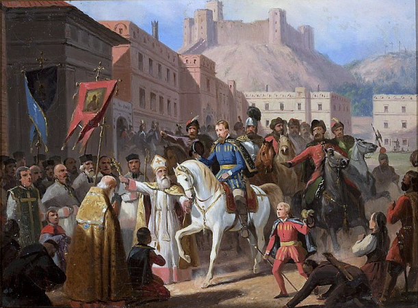Sejm in Lublin, 1554. Alliance of Poland and Moldavia